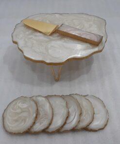 Elegant Cake Platter