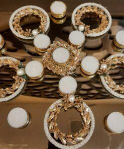 Pearl Jewel Rangoli Collection
